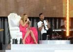 Miguel+Mariah+Carey+Performs #Beautiful GMA 52413 3