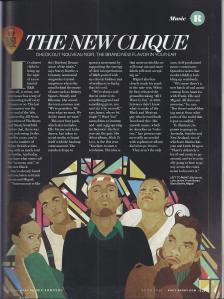 Miguel Ebony Magazine June 2013